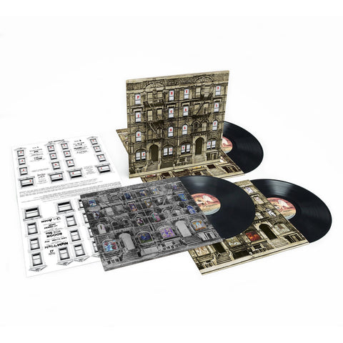 "Led Zeppelin - Physical Graffiti (Remastered) (12"" Vinyl Deluxe Edition)"