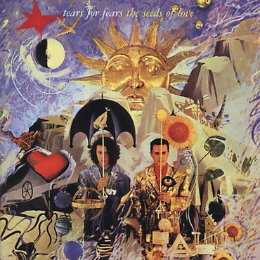 Tears For Fears - The Seeds Of Love [New 1x 12-inch Vinyl LP]