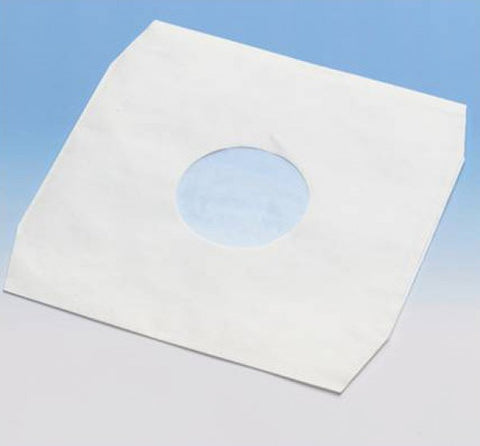 Vinyl Guru Polythene-Lined Paper Anti-Static Inner Sleeves for 12 inch Records