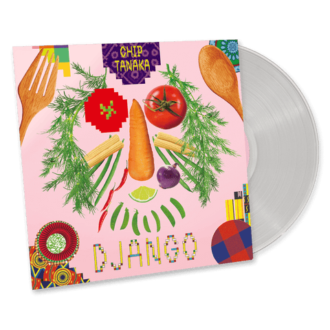 Chip Tanaka - Django [New 1x 12-inch Vinyl LP]