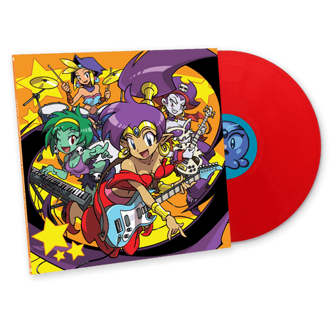 Jake Kaufman - Shantae (Game Boy Color) [New 1x 12-inch Vinyl LP]