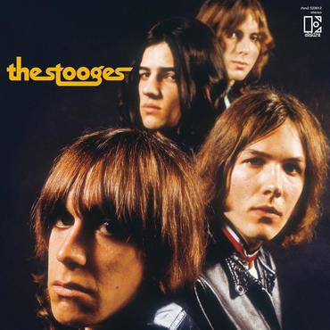 "The Stooges - The Stooges (12"" Gold / Brown Coloured Vinyl)"