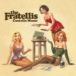 The Fratellis - Costello Music (LP, Album, RE, Red Vinyl)
