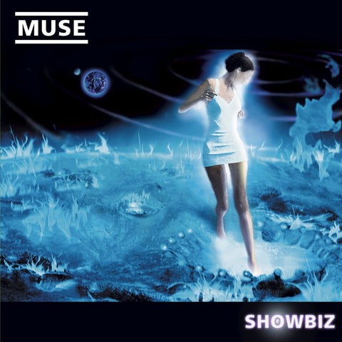 "Muse  ‎– Showbiz (12"" Vinyl)"