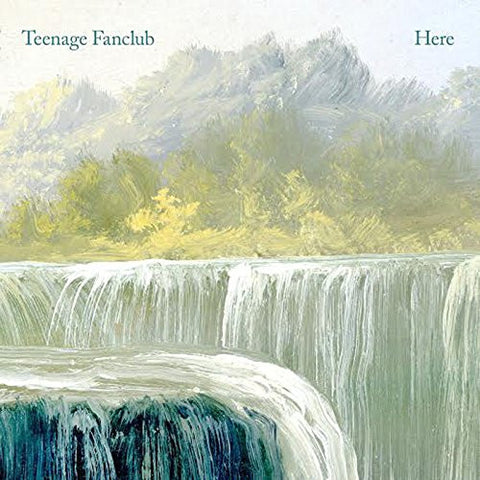 "Teenage Fanclub - Here 12"" LP"