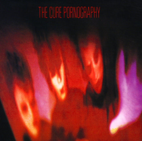 "The Cure - Pornography 12"" LP"