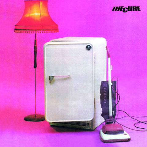 "The Cure - Three Imaginary Boys 12"" LP"