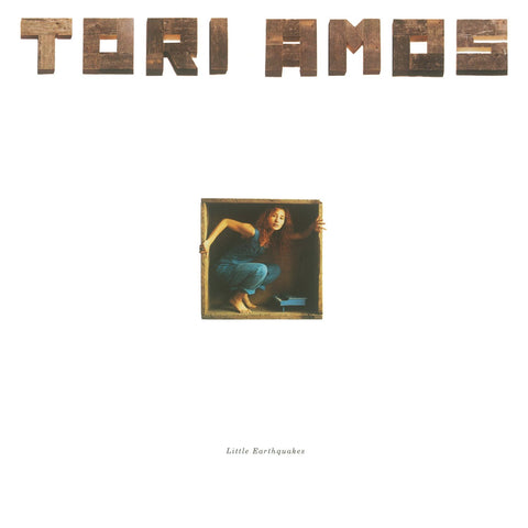 "Tori Amos - Little Earthquakes (Remastered) (12"" Vinyl)"