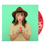 Kero Kero Bonito - It's Bugsnax! [New 1x 7-inch Strawberry Vinyl]