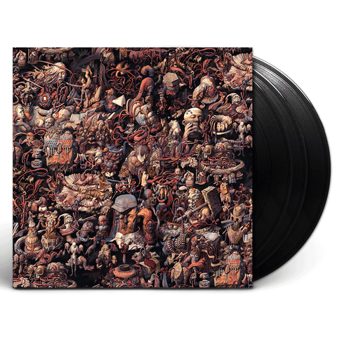 British Sea Power - Disco Elysium - Open Edition [New 3x 12-inch Vinyl LP]