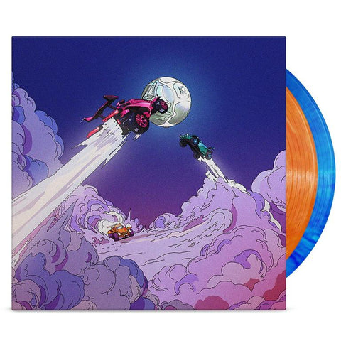 "Various Artists - Rocket League X Monstercat: Greatest Hits [New 2x 12-inch ""Instinct"" Blue Marbled + ""Uncaged"" Orange Marbled Vinyl LP]"