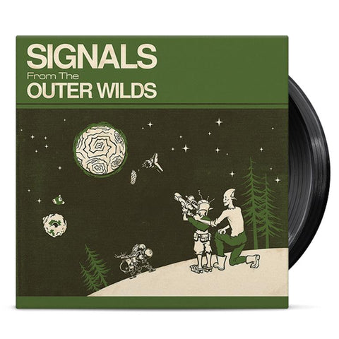 Andrew Prahlow - Signals From The Outer Wilds [New 2x 12-inch Black Vinyl LP]