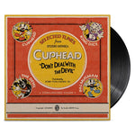 Kristofer Maddigan - Cuphead [New 2x 12-inch Black Vinyl LP]