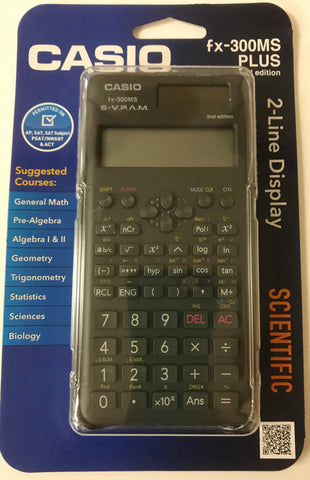 Calculator, Casio FX 300 MS