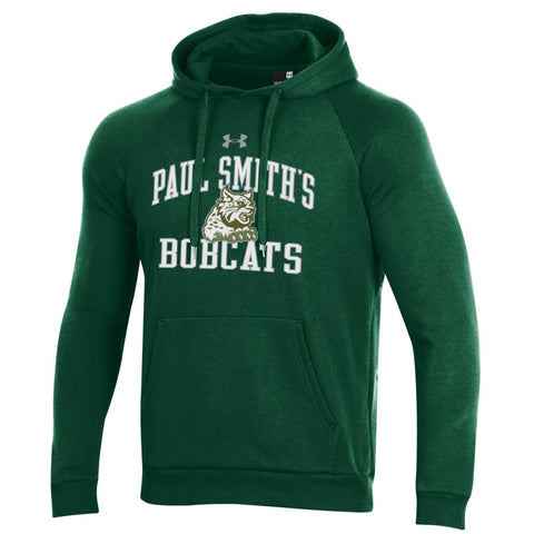 Under Armour hoodie, BOBCAT design