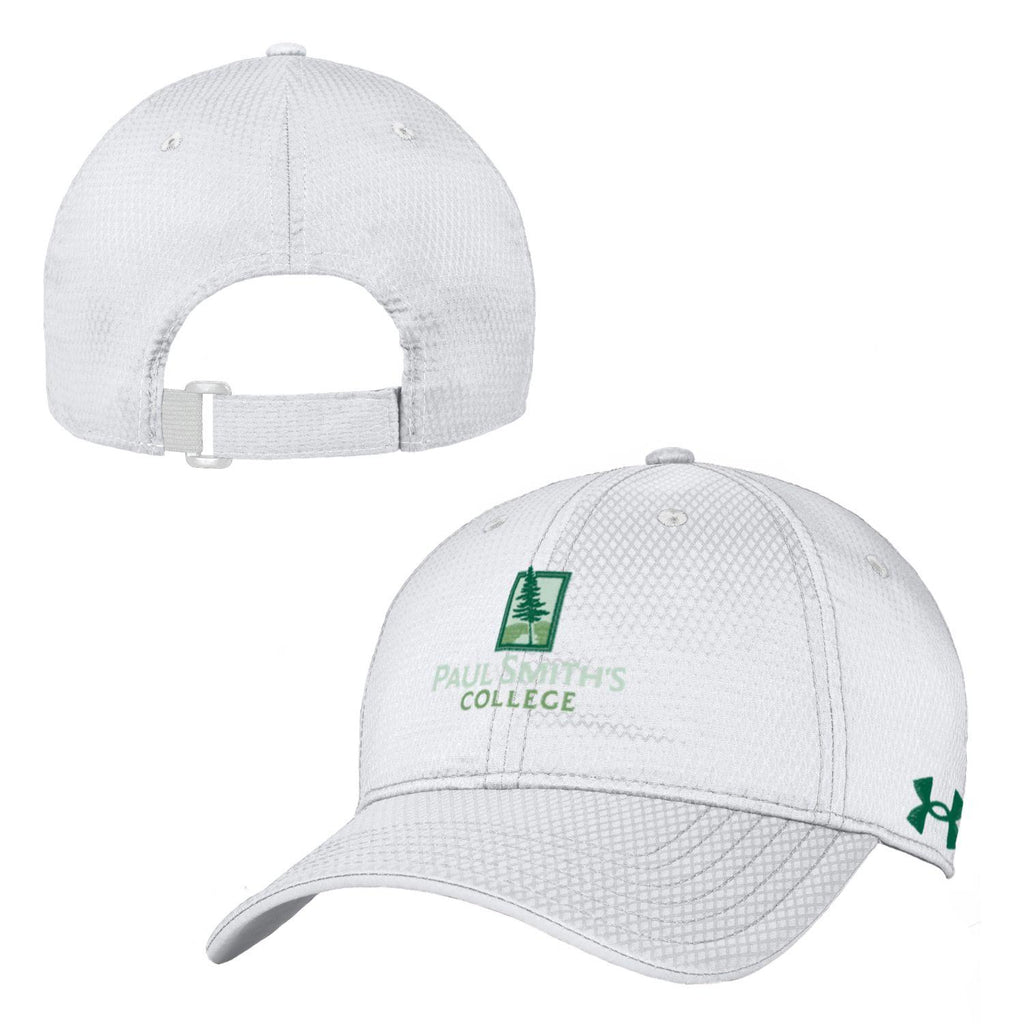 Under Armour Baseball Hat with School Logo, Several colors available