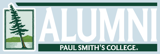 Car window sticker, inside, ALUMNI