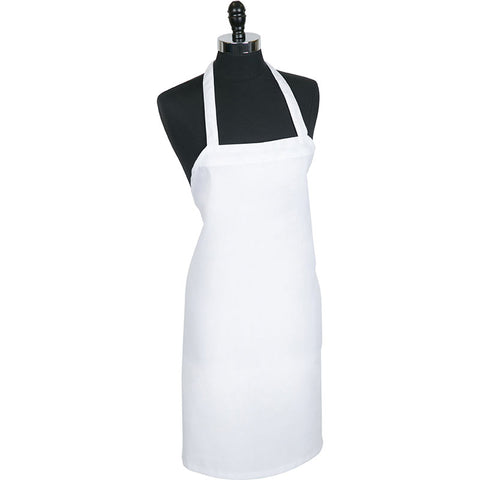 Culinary chef bib apron, one size