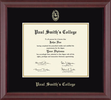 Diploma Frame for Bachelor Degree, Cambridge