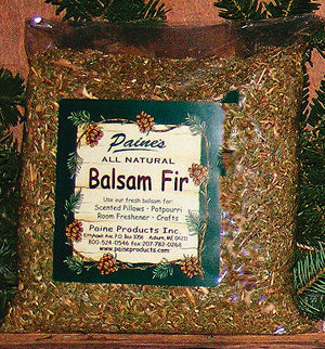 Balsam fir  6 ounce bag