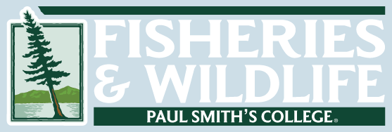 Car window sticker, inside, FISHERIES & WILDLIFE