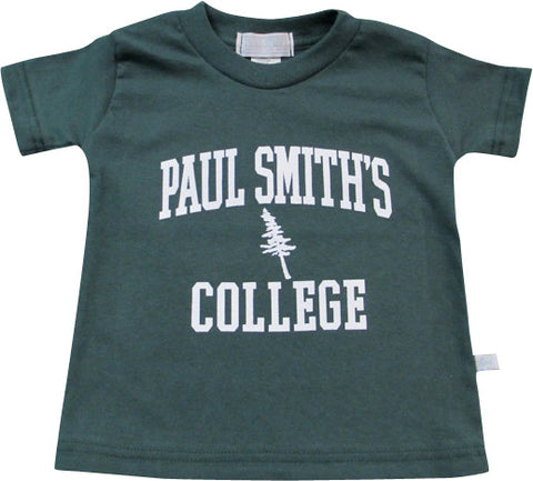 Toddler t-shirt, dark green