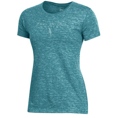 Ladies super soft t-shirt, green or lavendar