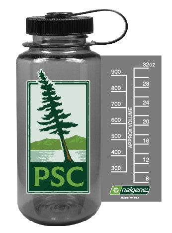 Nalgene with PSC logo, many colors available