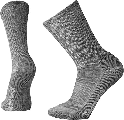 Smartwool Socks, light hiker or medium hiker.  Wool blend great for hiking and hunting.