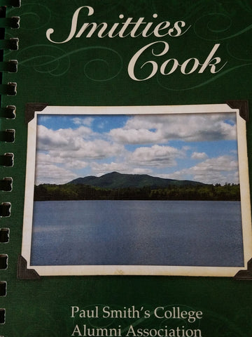 Smitties Cook, cookbook by PSC alumni