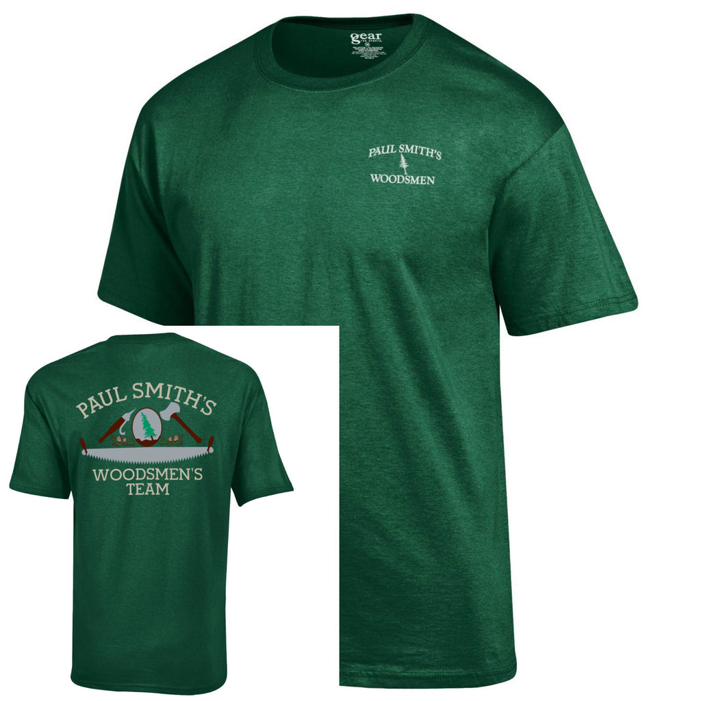 Woodsmen T shirts