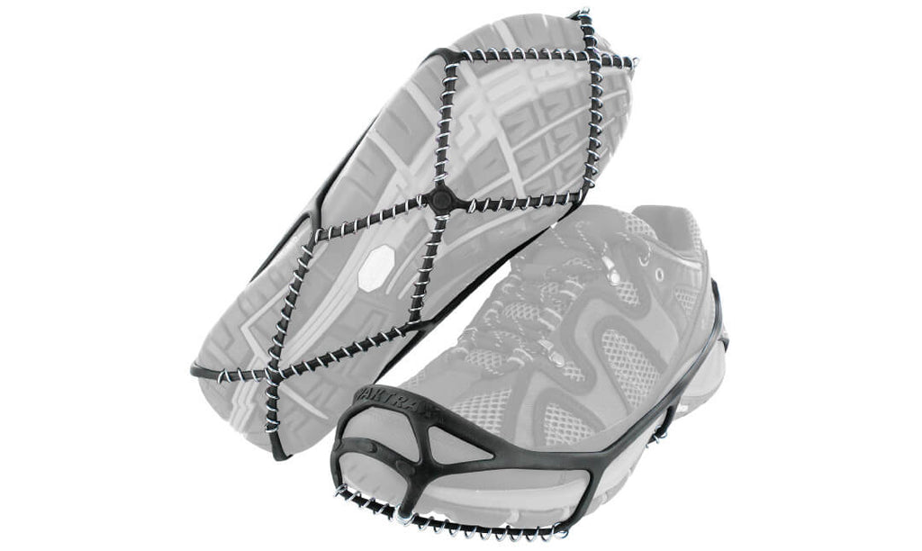 Yaktrax WALK, Ice traction for boots, great for icy conditions.