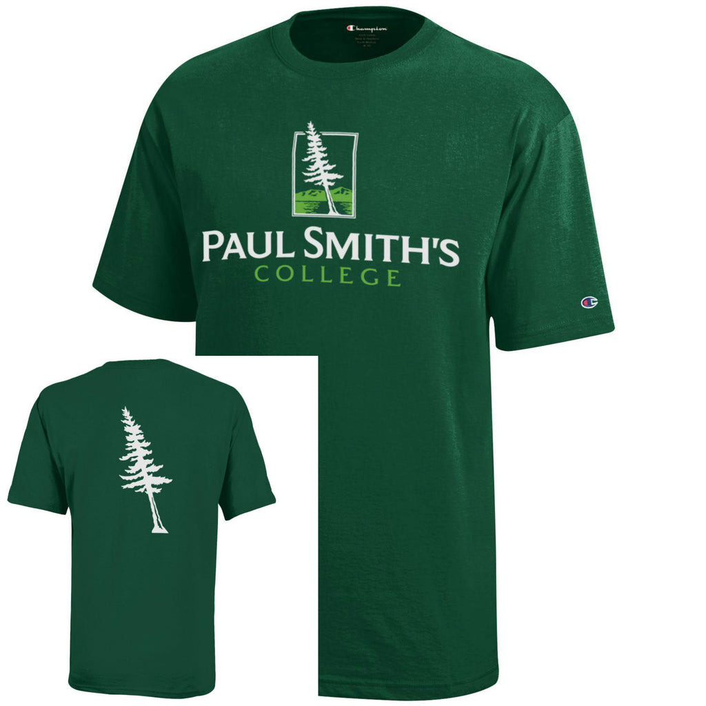 Youth t-shirt, dark green