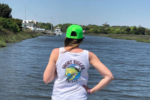 Short Rigger Tackle Co. Ladies Tank