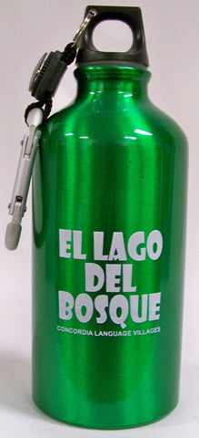 Spanish Village Aluminum Water Bottle 500 ML