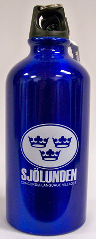 Swedish Village Aluminum Water Bottle 500 ML