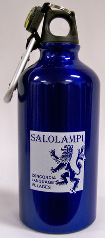 Finnish Village Aluminum Water Bottle 500 ML