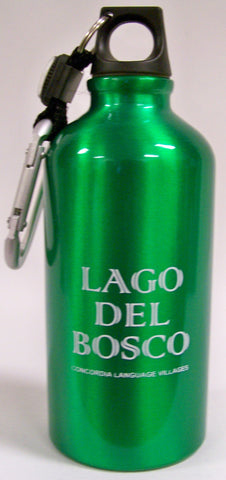 Italian Village Aluminum Water Bottle 500 ML