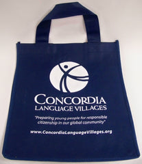 CLV Logo Grocery Tote Bag