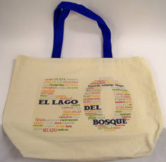Spanish Village 50th Anniversary Tote Bag