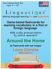 Linguacious Flash Cards - Chinese