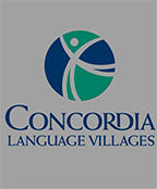 Concordia Language Villages Logo Hoodie - Unisex
