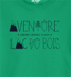 Aventure Tee - YOUTH or Unisex