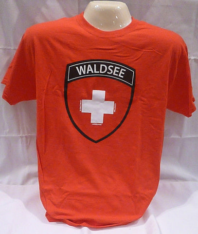 Swiss Shield Tee-Unisex