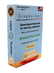 Linguacious Flash Cards - Russian