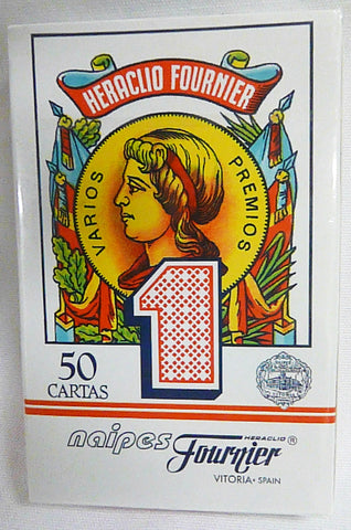 Traditional Spanish Playing Cards