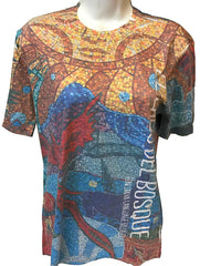 Mosaico Sublimination Tee - Unisex