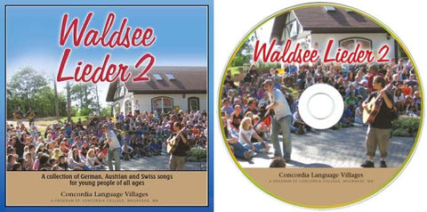 Waldsee Lieder Audio CD Disc 2