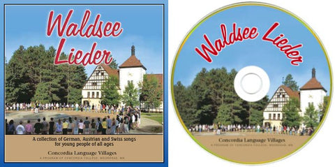 Waldsee Lieder Audio CD Disc 1