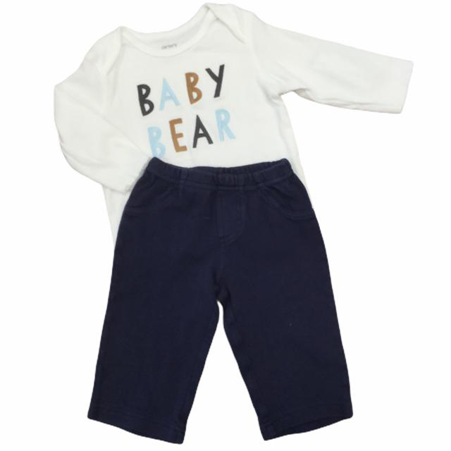 Carter's 2 PC Set Boy's (6 months) - The Kids Shoppe Windsor